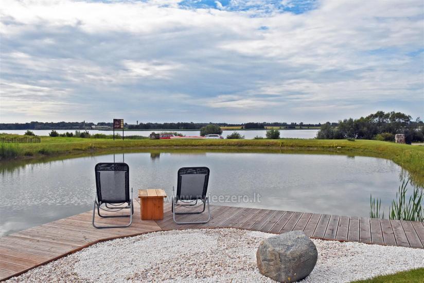 Lauku sēta pie ezera Vilkaviskio reģionā, Lietuvā - 40