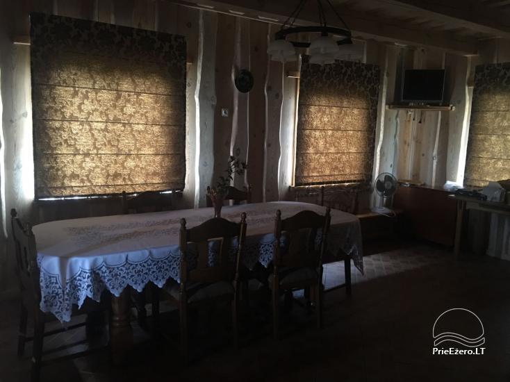 Lauku sēta ir Lazdijai reģionā netālu no ezera Glasto - 4