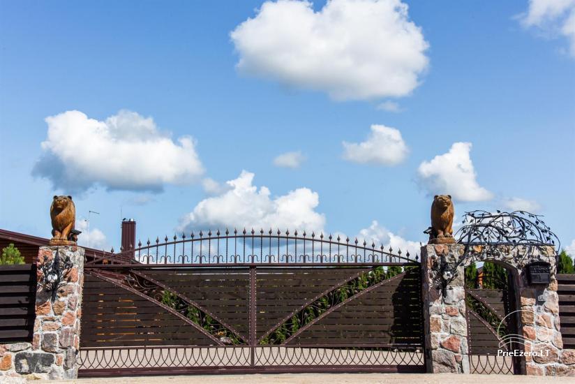 Lauku tūrisma sēta atrodas ienirt reģionā, Lietuvā - 79
