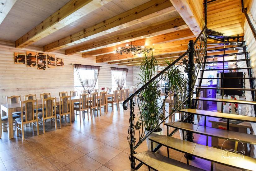 Lauku tūrisma sēta atrodas ienirt reģionā, Lietuvā - 23