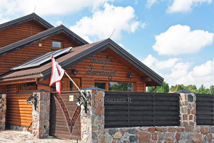 Lauku tūrisma sēta atrodas ienirt reģionā, Lietuvā - 20