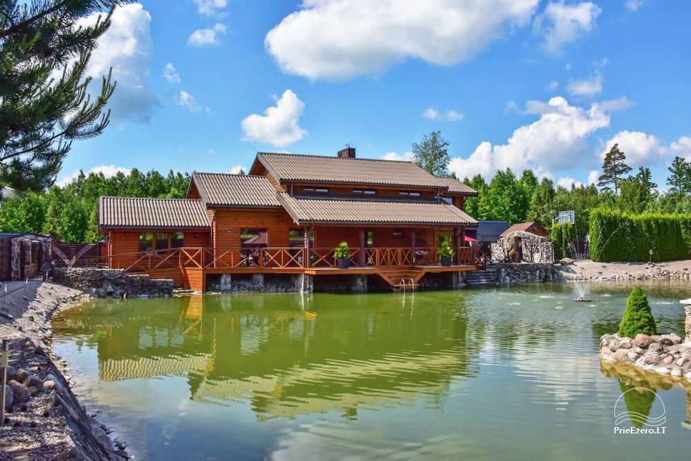 Lauku tūrisma sēta atrodas ienirt reģionā, Lietuvā - 4