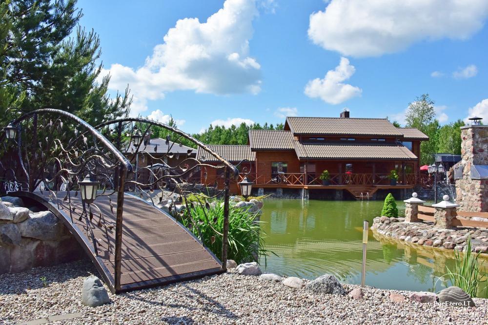 Lauku tūrisma sēta atrodas ienirt reģionā, Lietuvā - 2