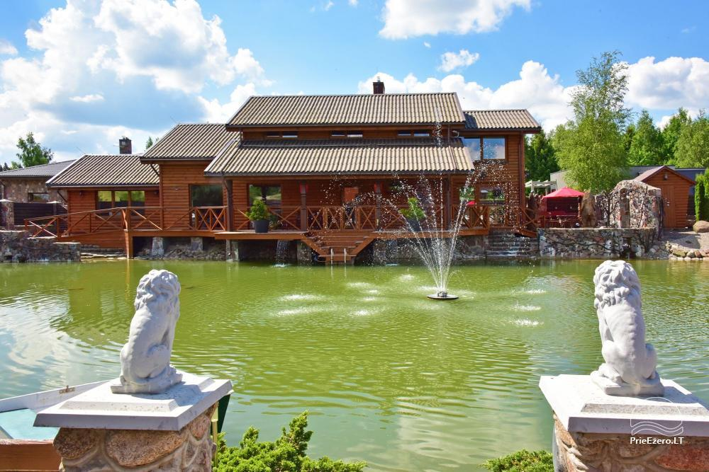 Lauku tūrisma sēta atrodas ienirt reģionā, Lietuvā - 5