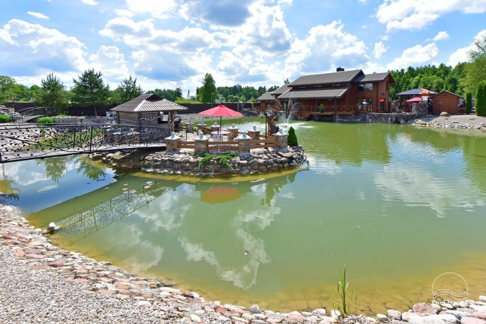 Lauku tūrisma sēta atrodas ienirt reģionā, Lietuvā - 10