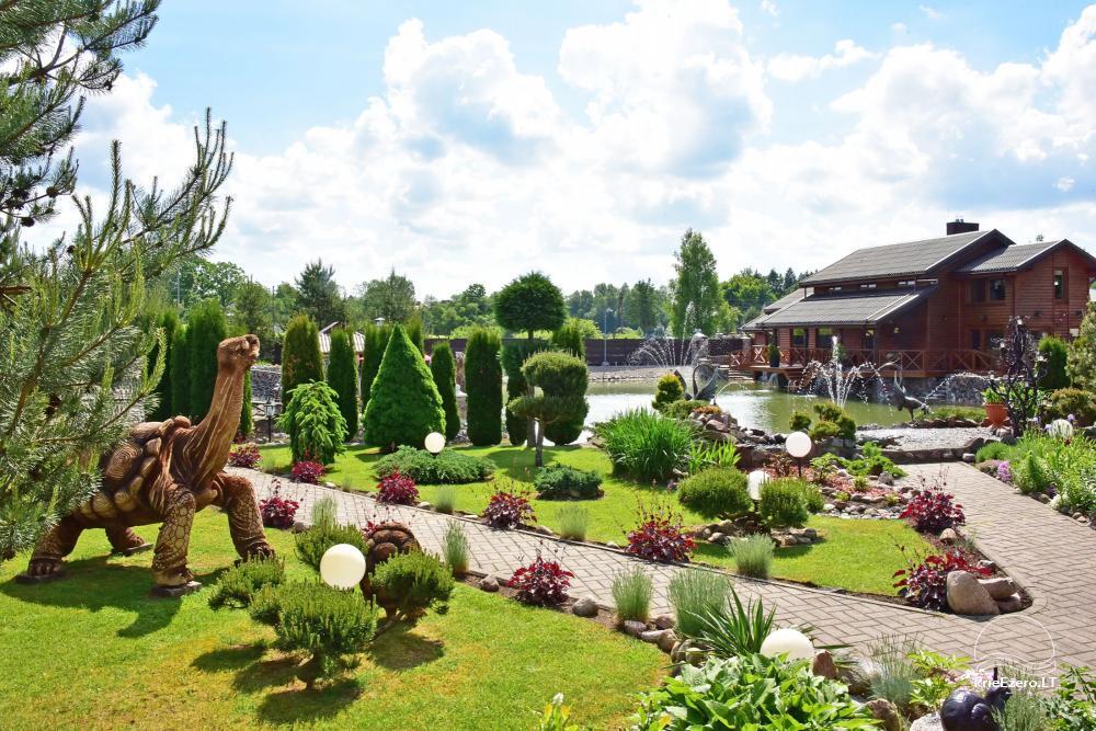Lauku tūrisma sēta atrodas ienirt reģionā, Lietuvā - 9