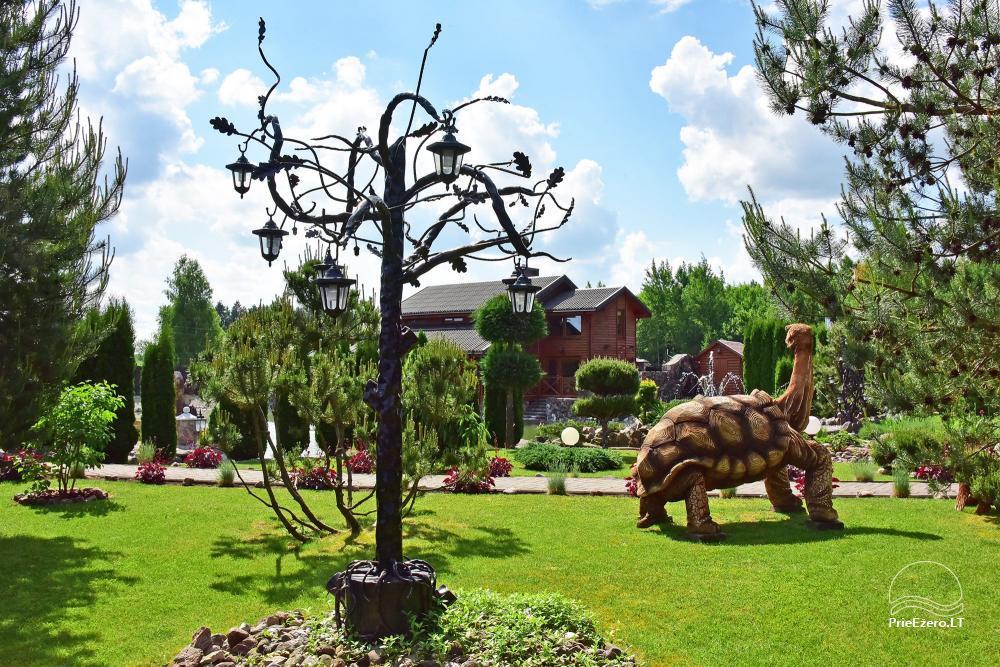 Lauku tūrisma sēta atrodas ienirt reģionā, Lietuvā - 7