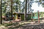 Brīvdienu mājas pie ezera Arino Lietuvā, Molētu rajonā - 4