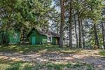 Brīvdienu mājas pie ezera Arino Lietuvā, Molētu rajonā - 10