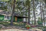Brīvdienu mājas pie ezera Arino Lietuvā, Molētu rajonā - 11