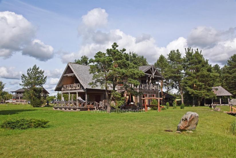 Lauku sēta Vilaite ezera Lietuvā - 2
