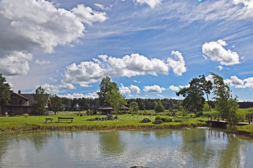 Lauku sēta Vilaite ezera Lietuvā - 5