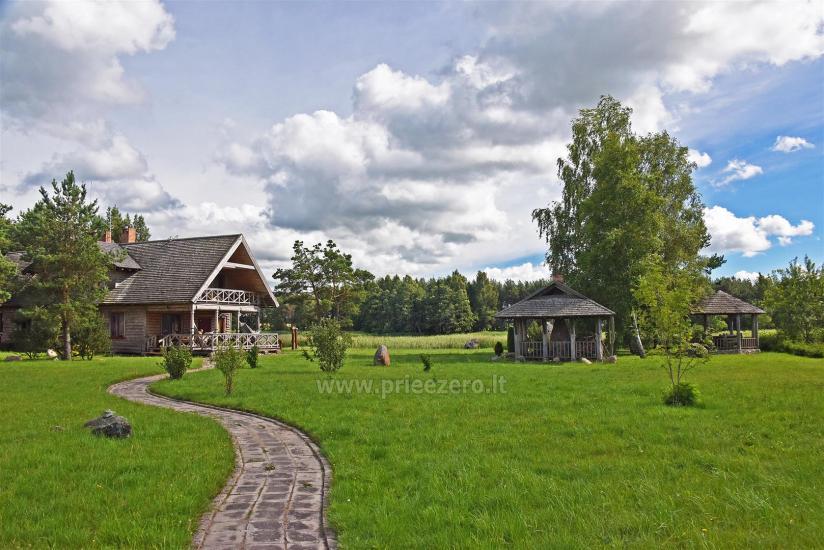 Lauku sēta Vilaite ezera Lietuvā - 6