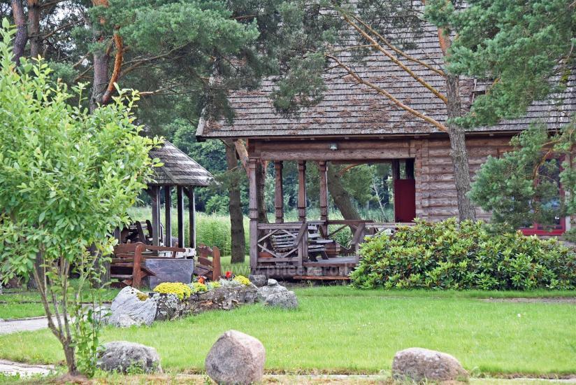 Lauku sēta Vilaite ezera Lietuvā - 7