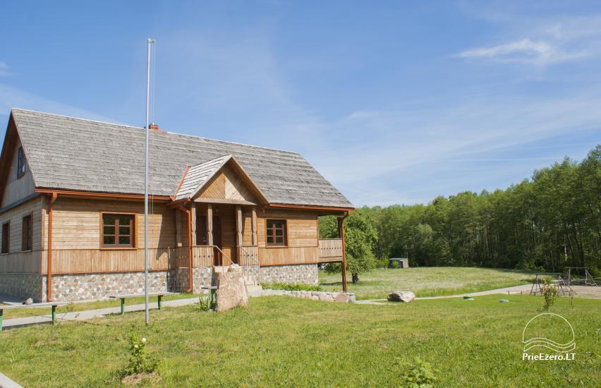 Lauku tūrisma sēta Lietuvā netālu Daugai ezera - 2