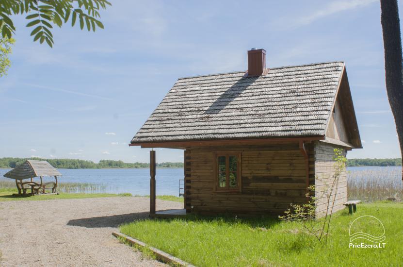 Lauku tūrisma sēta Lietuvā netālu Daugai ezera - 1