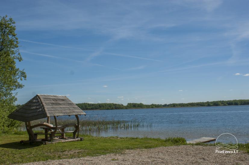 Lauku tūrisma sēta Lietuvā netālu Daugai ezera - 8