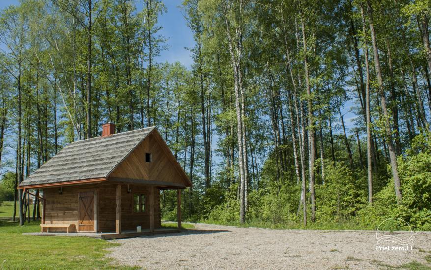 Lauku tūrisma sēta Lietuvā netālu Daugai ezera - 9
