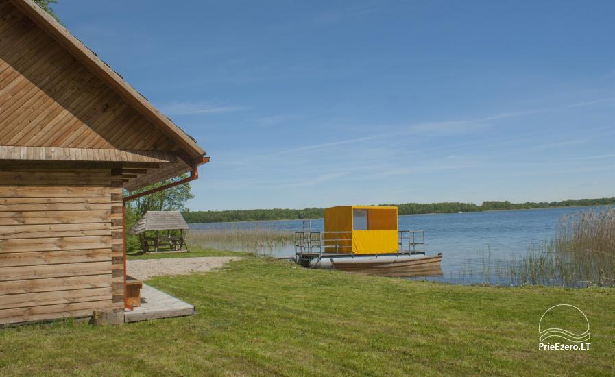 Lauku tūrisma sēta Lietuvā netālu Daugai ezera - 10