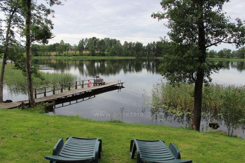 Lauku tūrisma sēta pie ezera Moletai rajonā, Lietuvā - 2