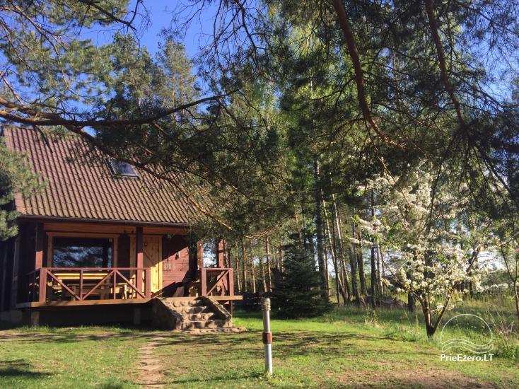 Lauku tūrisma sēta pie ezera Moletai rajonā, Lietuvā - 1
