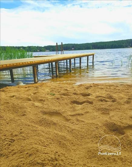 Lauku sēta Meira pie ezera Ignalinas rajonā, Lietuvā - 6