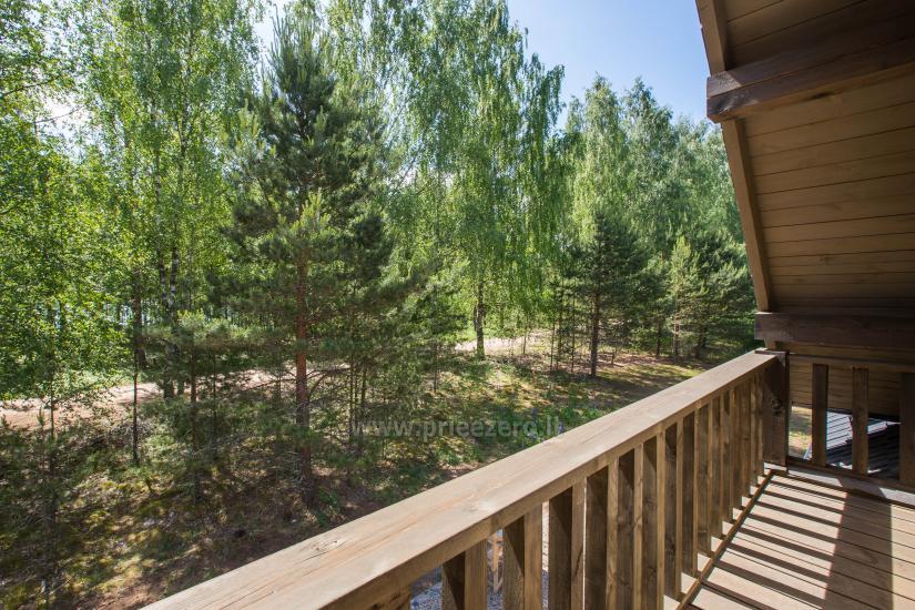 Lauku sēta Meira pie ezera Ignalinas rajonā, Lietuvā - 3