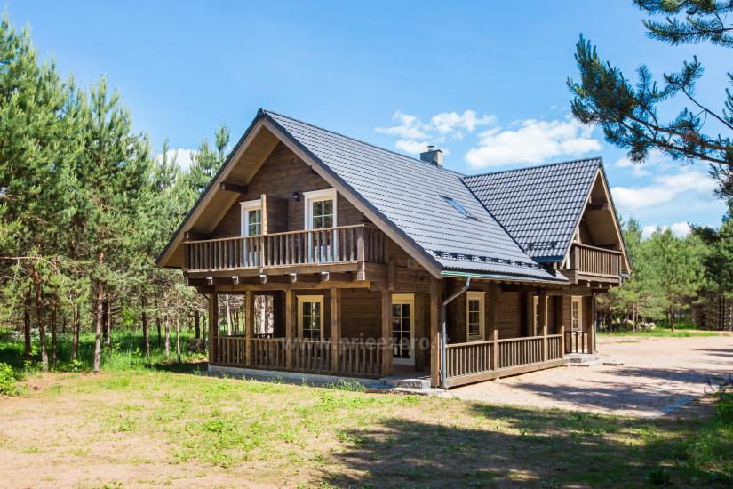 Lauku sēta Meira pie ezera Ignalinas rajonā, Lietuvā - 5