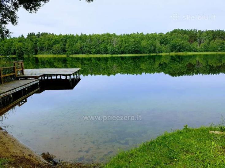 Lauku sēta pie ezera Ignalinas rajonā, Lietuvā - 1