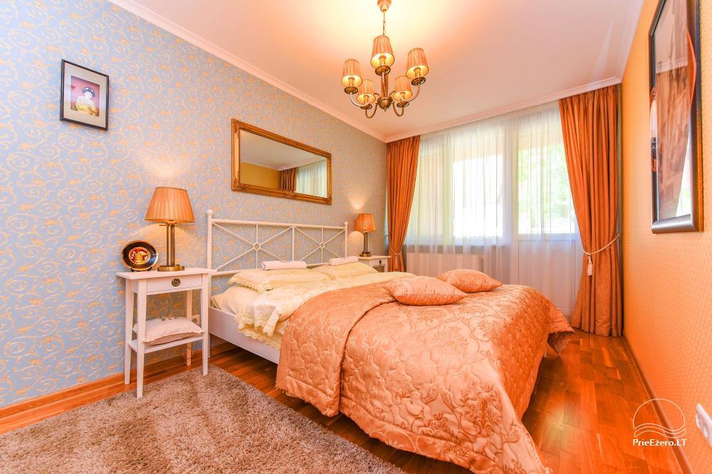 Dzīvoklis TRAKAI 55 ir TRAKAI 26 īre Trakai centrā, Lietuvā - 14