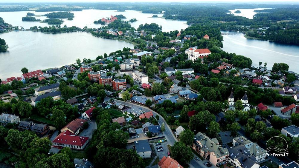 Dzīvoklis TRAKAI 55 ir TRAKAI 26 īre Trakai centrā, Lietuvā - 16