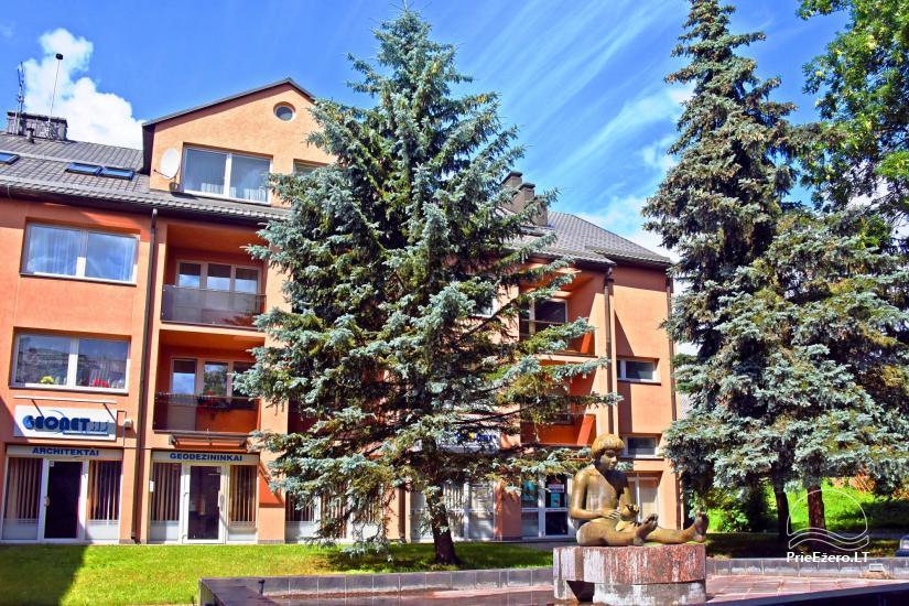 Dzīvoklis TRAKAI 55 ir TRAKAI 26 īre Trakai centrā, Lietuvā - 10