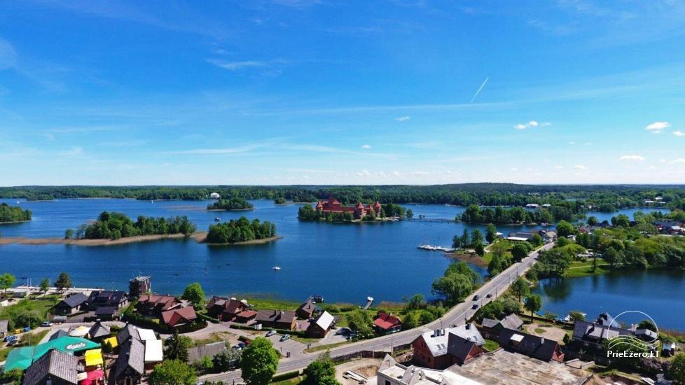 """Dzīvoklis """"Trakietis"""" īre Trakai centrā, Lietuvā - 1"""
