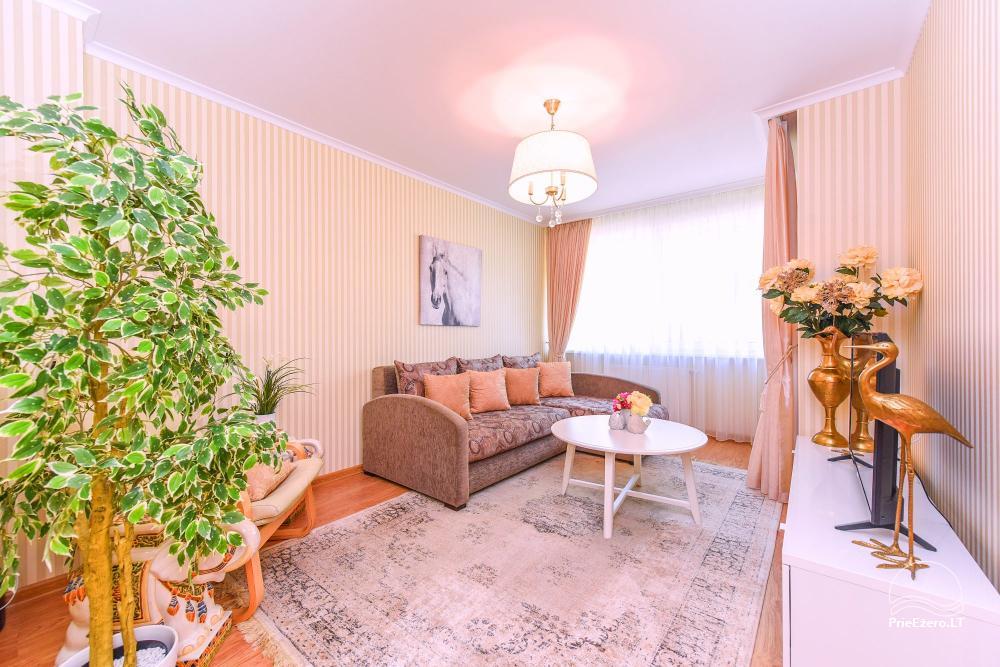 Dzīvoklis TRAKAI 55 ir TRAKAI 26 īre Trakai centrā, Lietuvā - 3