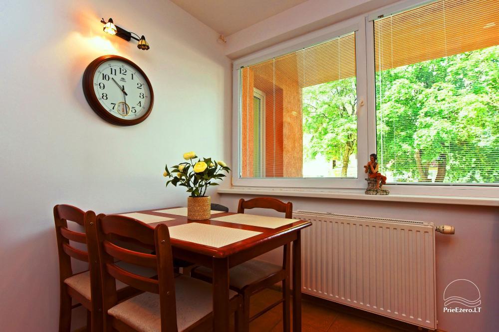 Dzīvoklis TRAKAI 55 ir TRAKAI 26 īre Trakai centrā, Lietuvā - 6