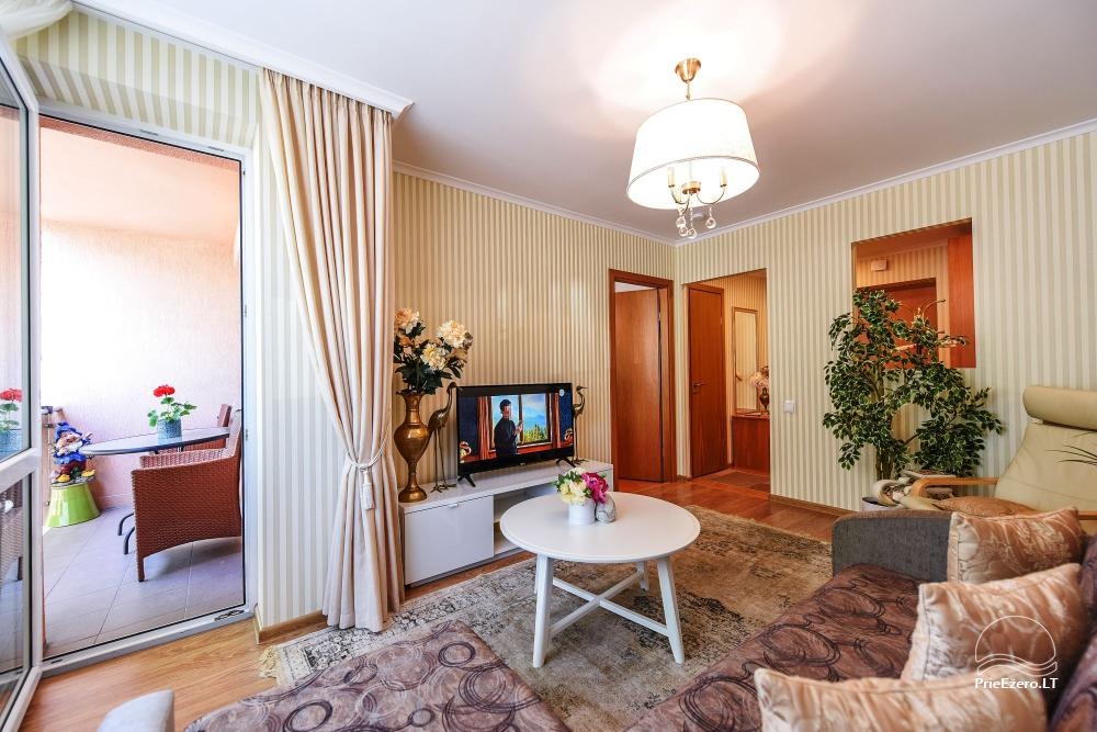 Dzīvoklis TRAKAI 55 ir TRAKAI 26 īre Trakai centrā, Lietuvā - 12