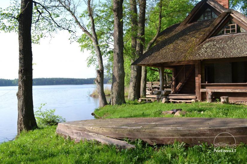 Lauku tūrisma viensēta Pērkona māja - 1