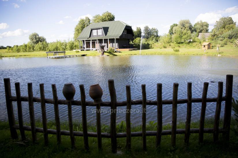 Lauku tūrisma sēta Broniaus - 6