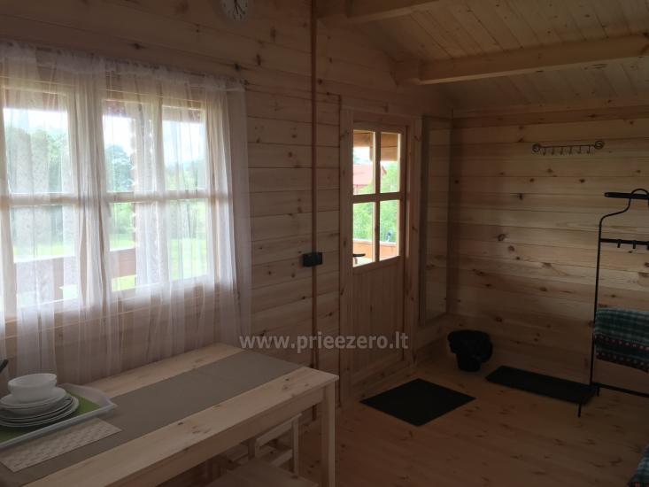 Ādama nams - Mazu ģimeņu ar saunu noma - 9