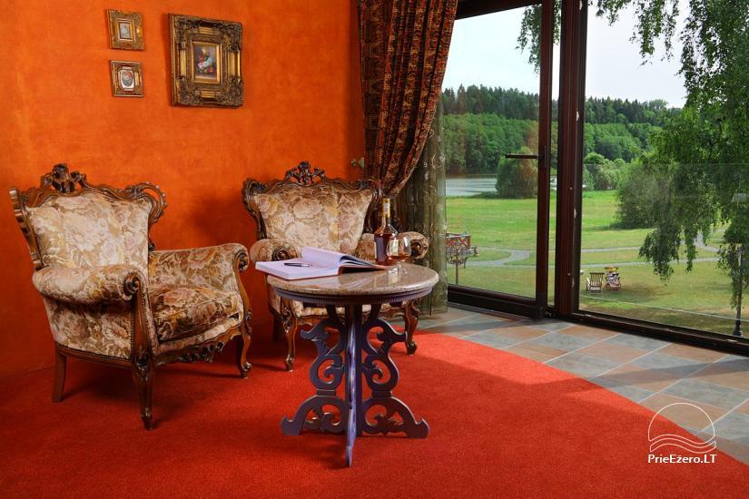 Villa Luxuria - izņēmuma vieta jūsu pasākumiem - 7