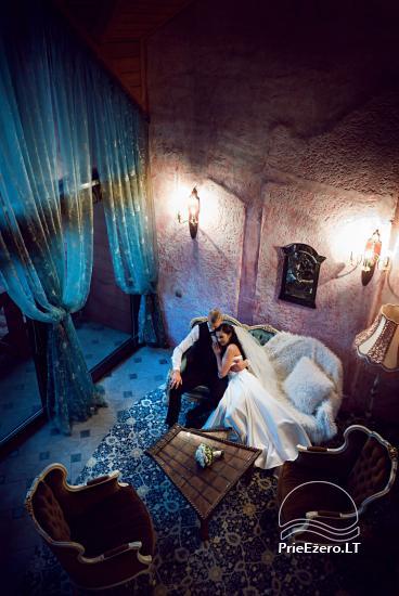 Villa Luxuria - izņēmuma vieta jūsu pasākumiem - 4