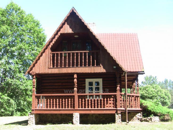 Lauku māja pie ezera, Lazdiju novads, Lietuva - 3