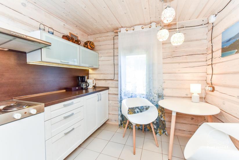 """""""Vila Tauragnas"""" - villa un mazas mājas ezera krastā - 39"""