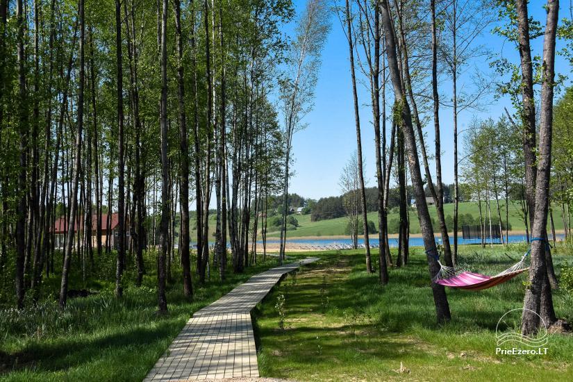 Lauku sēta Ressort natura  2000'' Traķu rajona pie ezera - 15