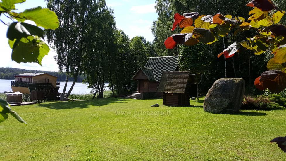 Lauku mājas  Želvynė Molētu reģionā  netālu Observatorija - 12