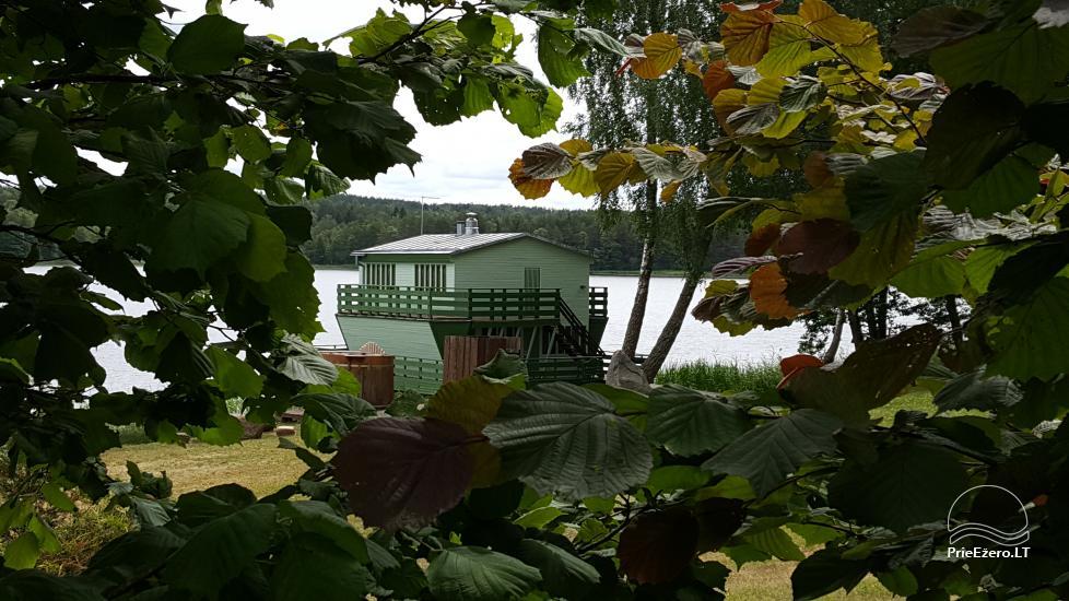 Lauku mājas  Želvynė Molētu reģionā  netālu Observatorija - 8