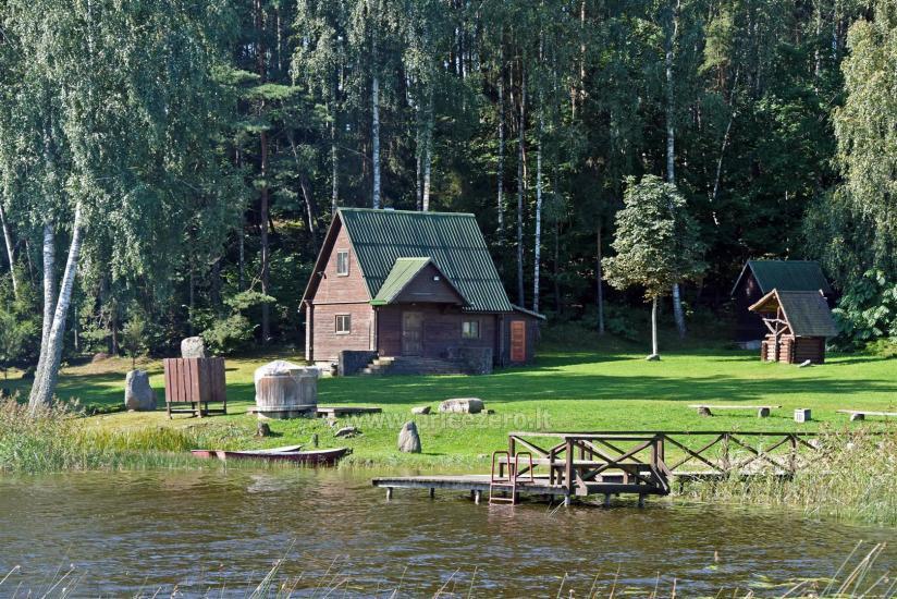 Lauku mājas  Želvynė Molētu reģionā  netālu Observatorija - 27