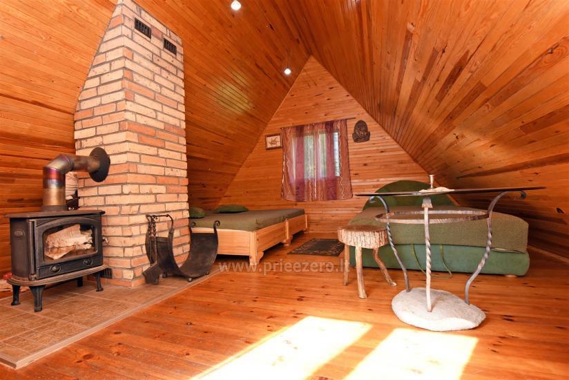 Lauku mājas  Želvynė Molētu reģionā  netālu Observatorija - 30