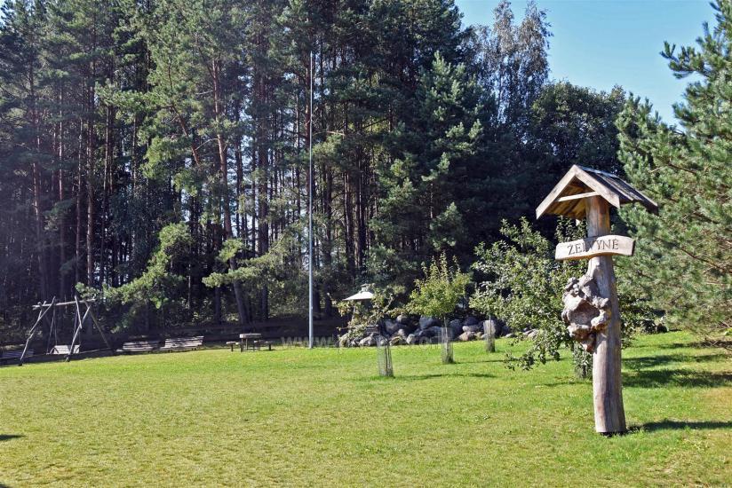 Lauku mājas  Želvynė Molētu reģionā  netālu Observatorija - 35