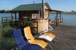 Brīvdienu mājiņas, pirts, baļļa, kajaki, kas sētā pie ezera Dviragis - 11